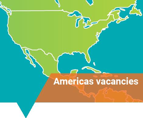 Americas vacancies